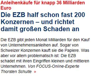 Thorsten Schulte in Focus Online